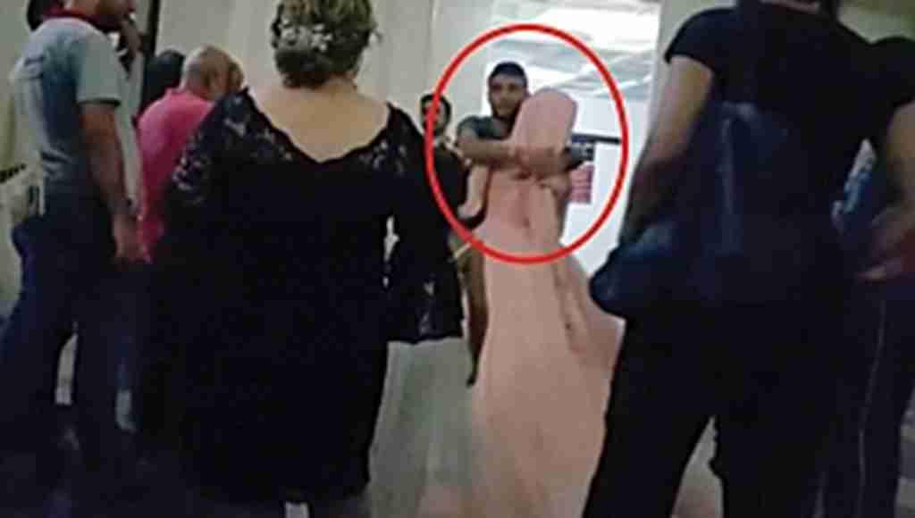 Gelin hayatının şokunu yaşadı, en mutlu gününde yakalandı - Bursa Haberleri