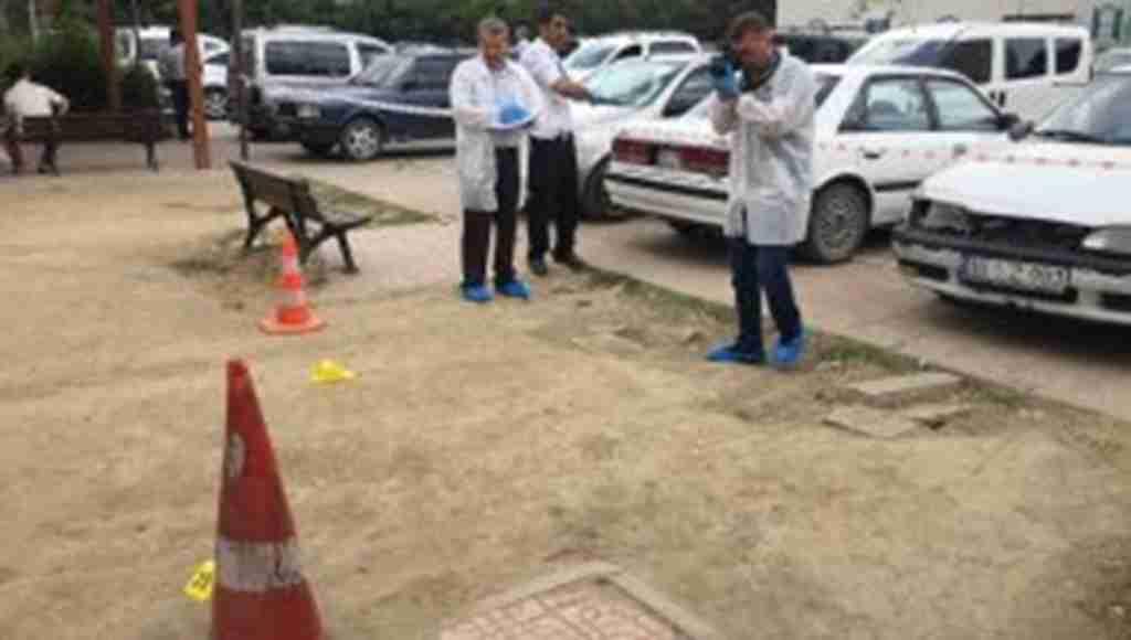 Hastane bahçesinde büyük panik: Ortalık savaş alanına döndü - Bursa Haberleri