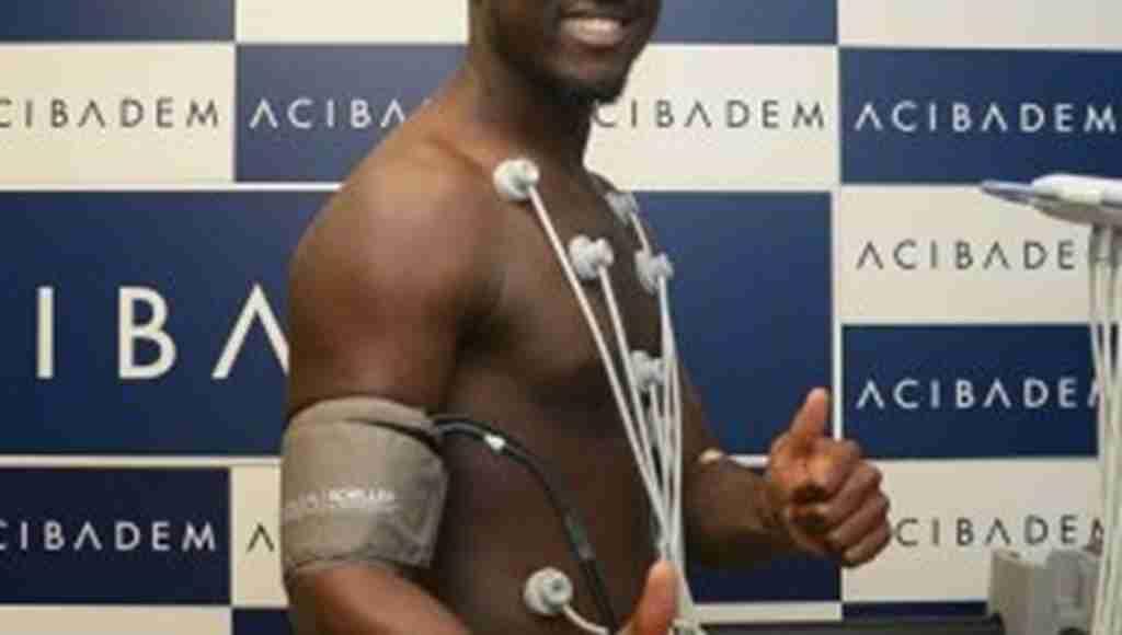Henri Saivet sağlık kontrolünden geçti - Bursa Haberleri
