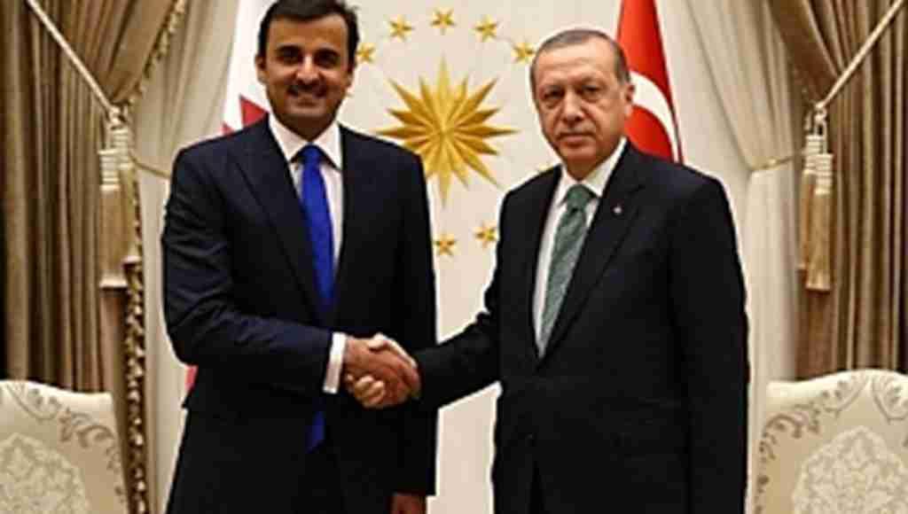 Katar Şeyhi bugün Türkiye'ye geliyor