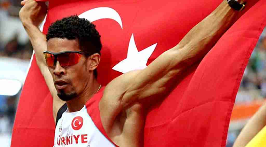 Milli atlet Escobar, Avrupa Atletizm Şampiyonası 400 Metre Engelli Finalinde ikinci oldu