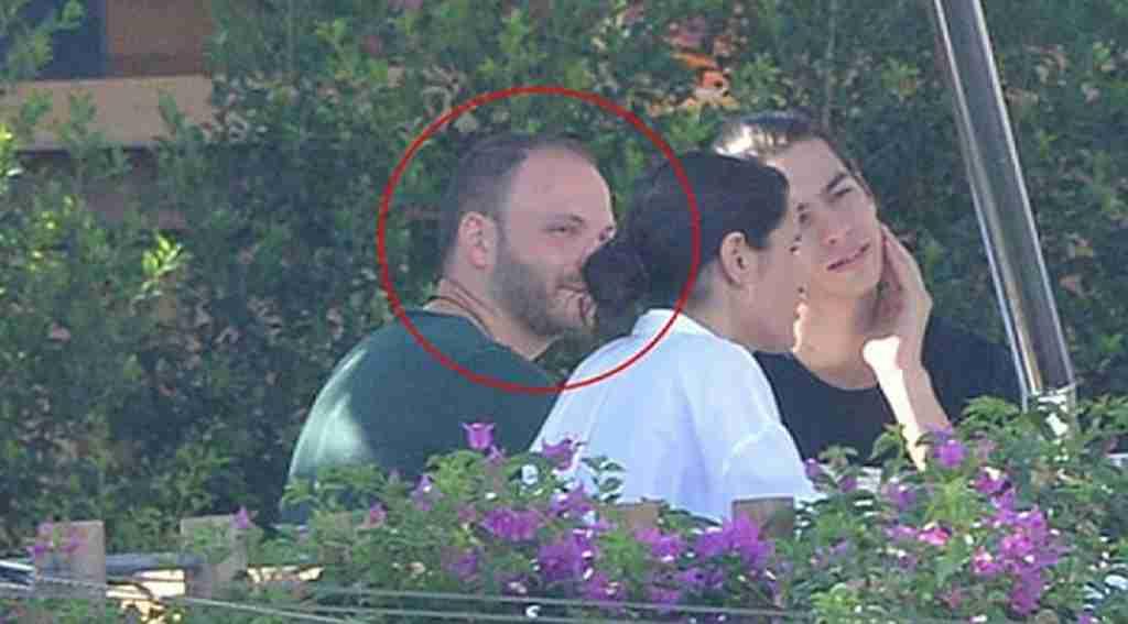 Mina Başaran'ın nişanlığı çok eleştirildi ama bakın yanındaki kim çıktı
