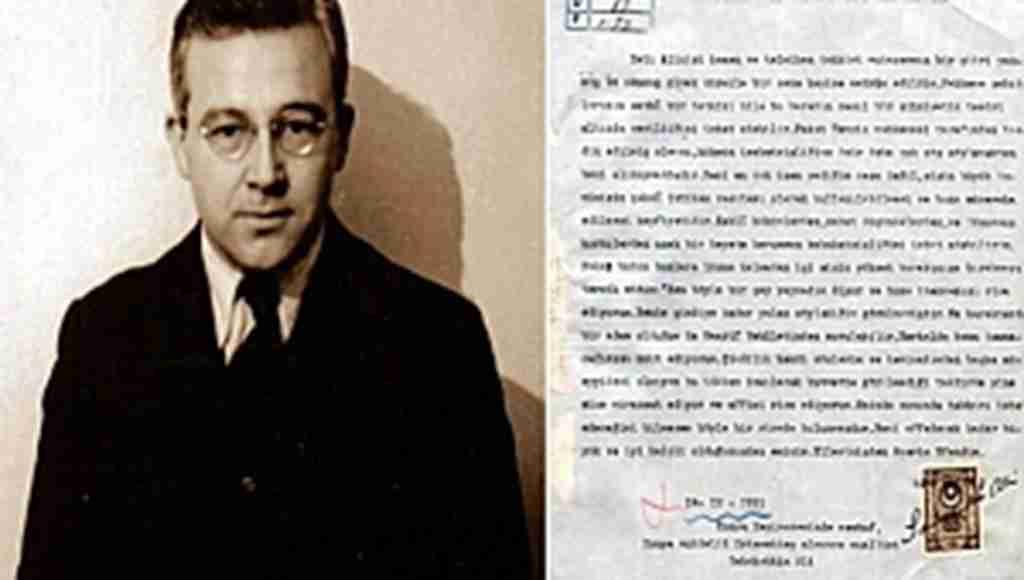 Sabahattin Ali'nin Atatürk'e yazdığı mektup ortaya çıktı!