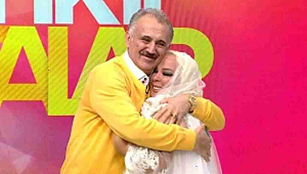 Safiye Soyman'ın hayat arkadaşı Faik Öztürk anjiyo oldu