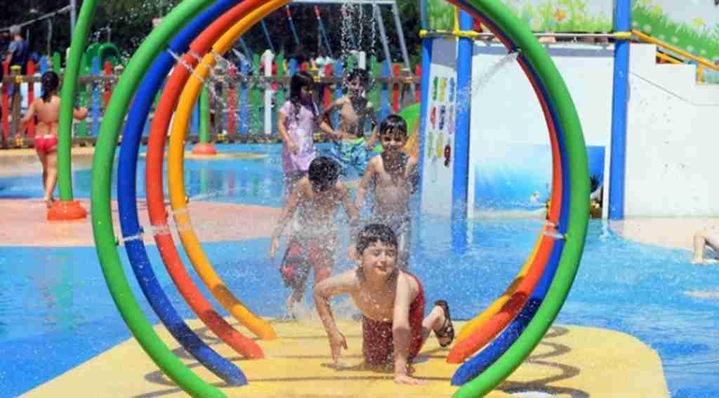 Su Oyunları Parkı çocukların akınına uğruyor - Bursa Haberleri