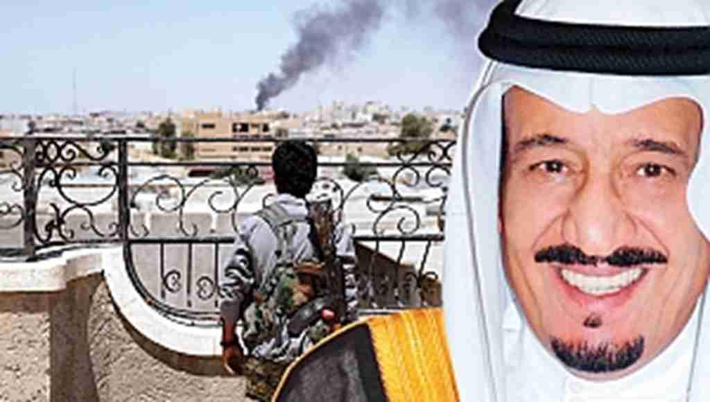 YPG'nin kralı! Teröristlere 100 milyon dolar bağışladı