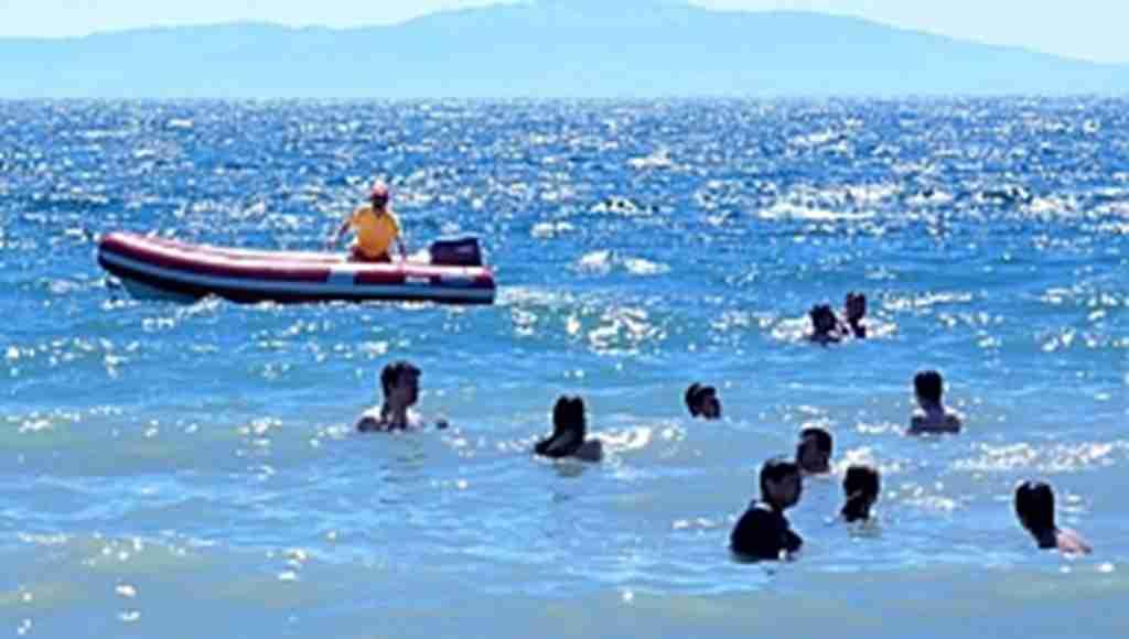 181 kişiyi boğulmaktan kurtardılar - Bursa Haberleri