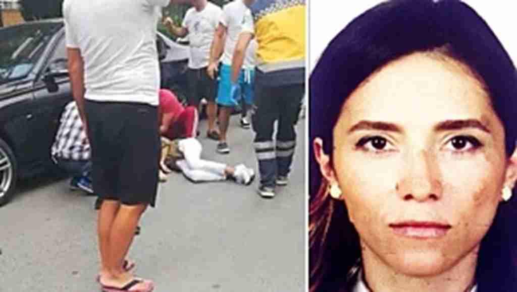 Aracında silahlı saldırıya uğrayan kadından kötü haber