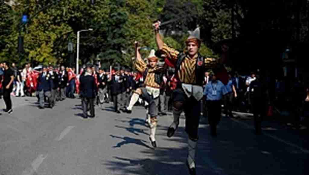 Bursa'da kurtuluş coşkusu - Bursa Haberleri