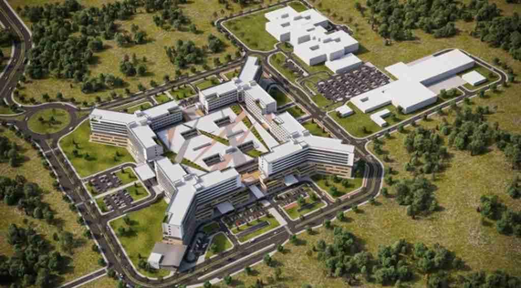 Bursa'ya Avrupa'nın 5'inci büyük hastanesi - Bursa Haberleri