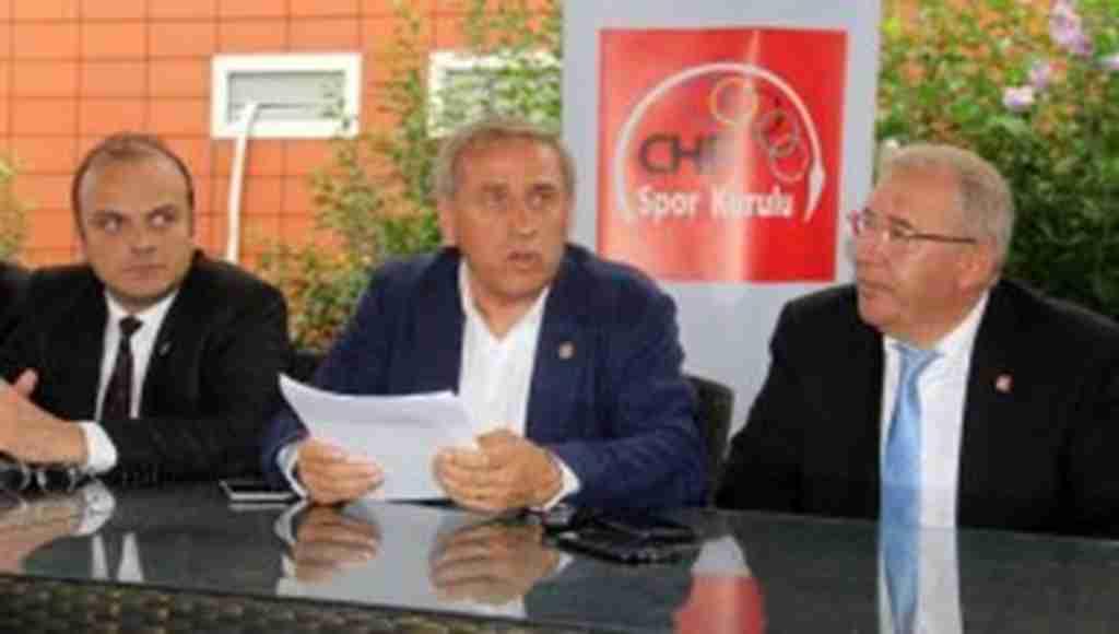 CHP, Türkiye'nin spor sorunlarını Giresun'da ele aldı