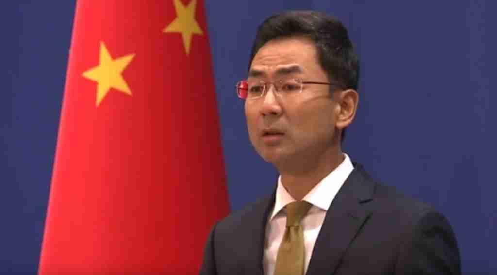 Çin, dünyanın gözü önünde ABD'yi tehdit etti,