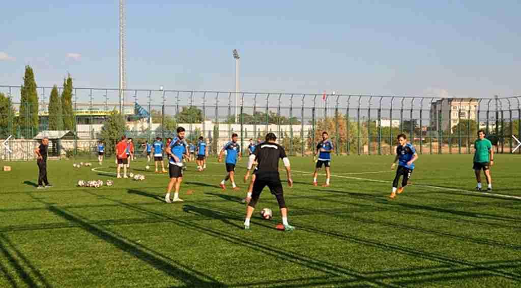 Karacabey Belediyespor'da hedef galibiyet - Bursa Haberleri