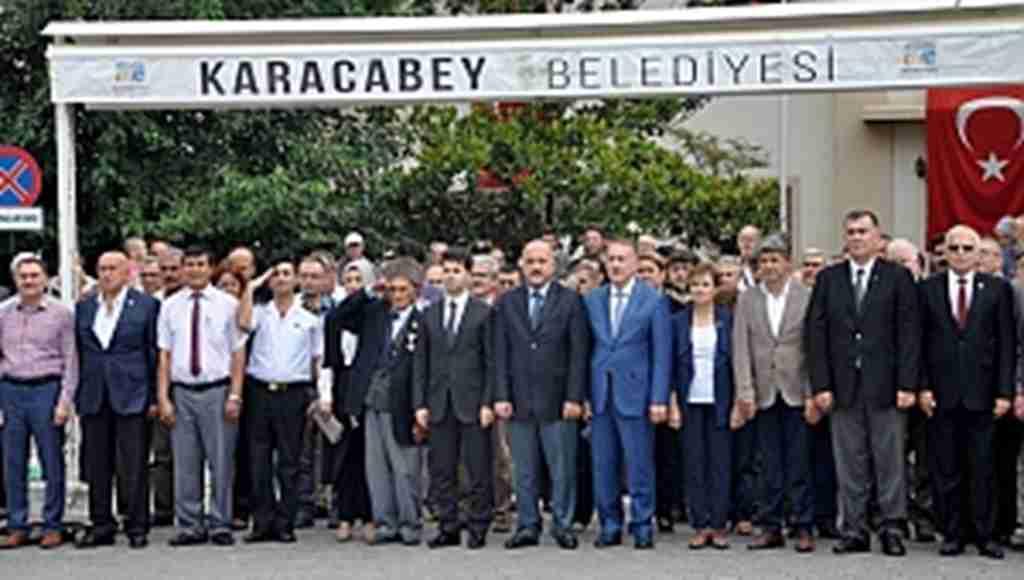 Karacabey'in kurtuluşu kutlandı - Bursa Haberleri