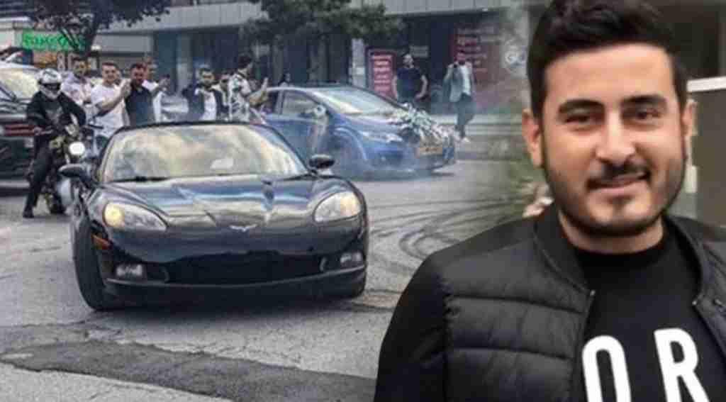 Lüks aracıyla İstanbul'u karıştırdı! Pişkin pişkin güldü…