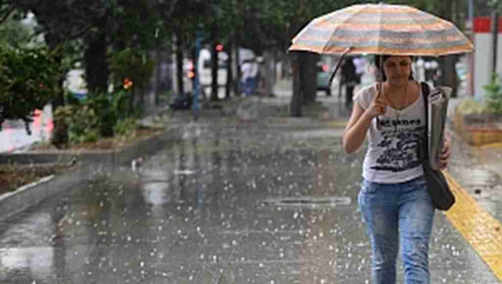 Meteoroloji'den sağanak yağmur uyarısı - Bursa Haberleri