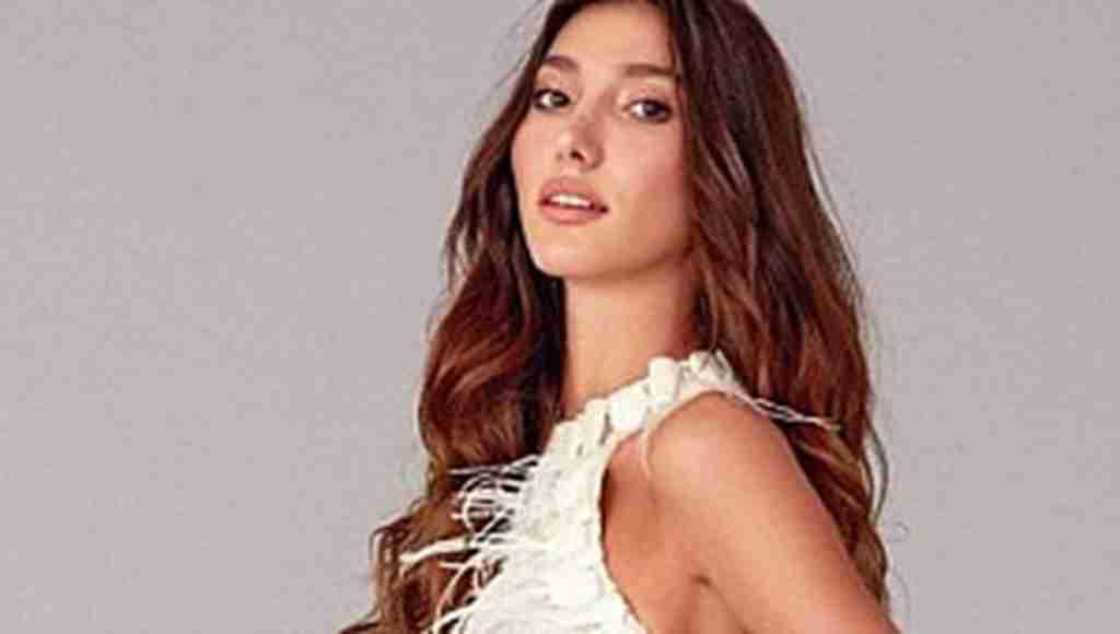 Miss Turkey birincisi Şevval Şahin, meğer estetik harikasıymış