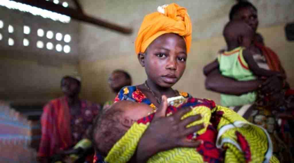 Nijerya'da satılan kız çocukları yaşadıklarını anlattı
