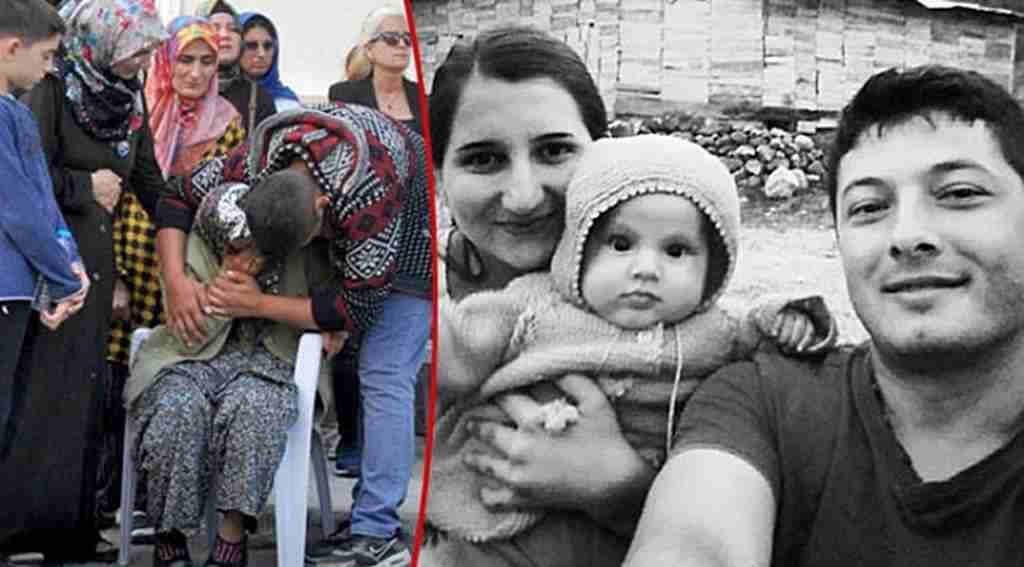Öğretmen çift, son yolculuğa gözyaşlarıyla uğurlandı - Bursa Haberleri