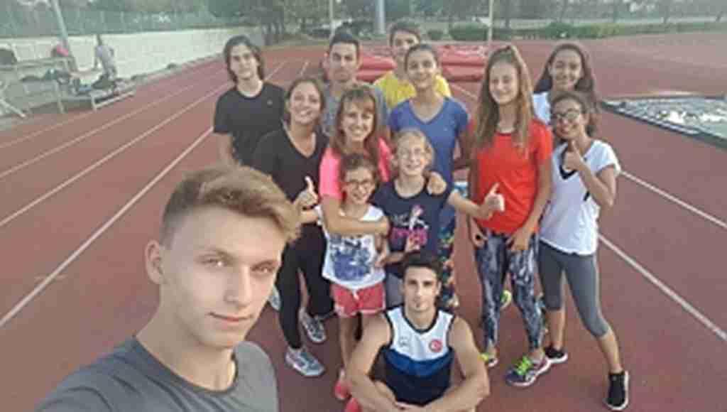 Osmangazili atletler yeni sezona hazır - Bursa Haberleri