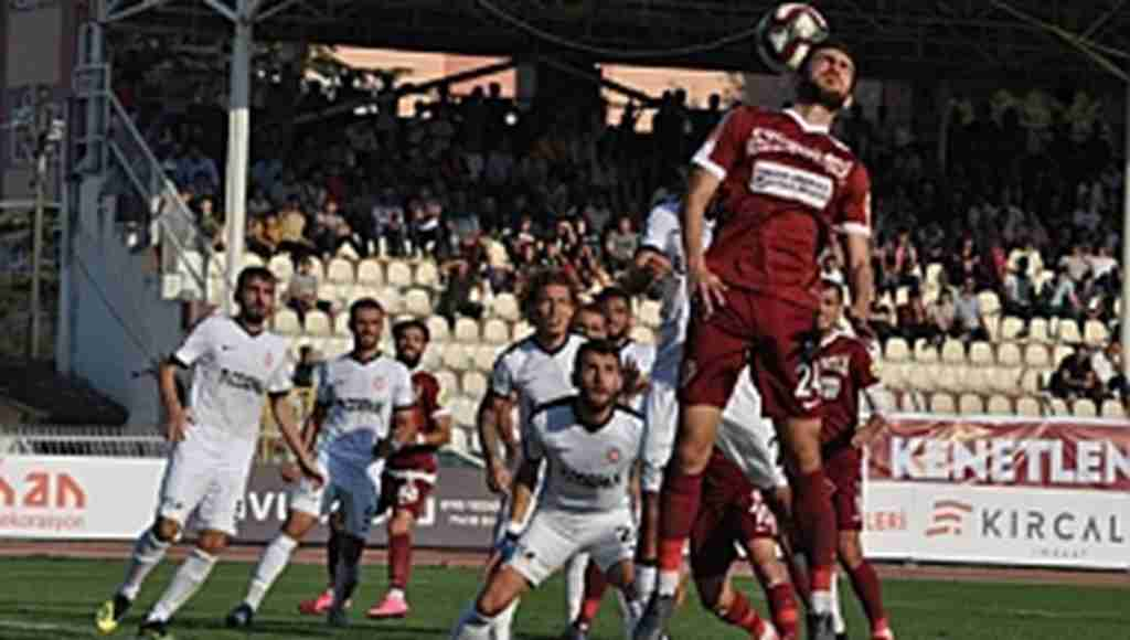 TFF 2. Lig: İnegölspor: 0 - Kastamonuspor 1966: 2 - Bursa Haberleri