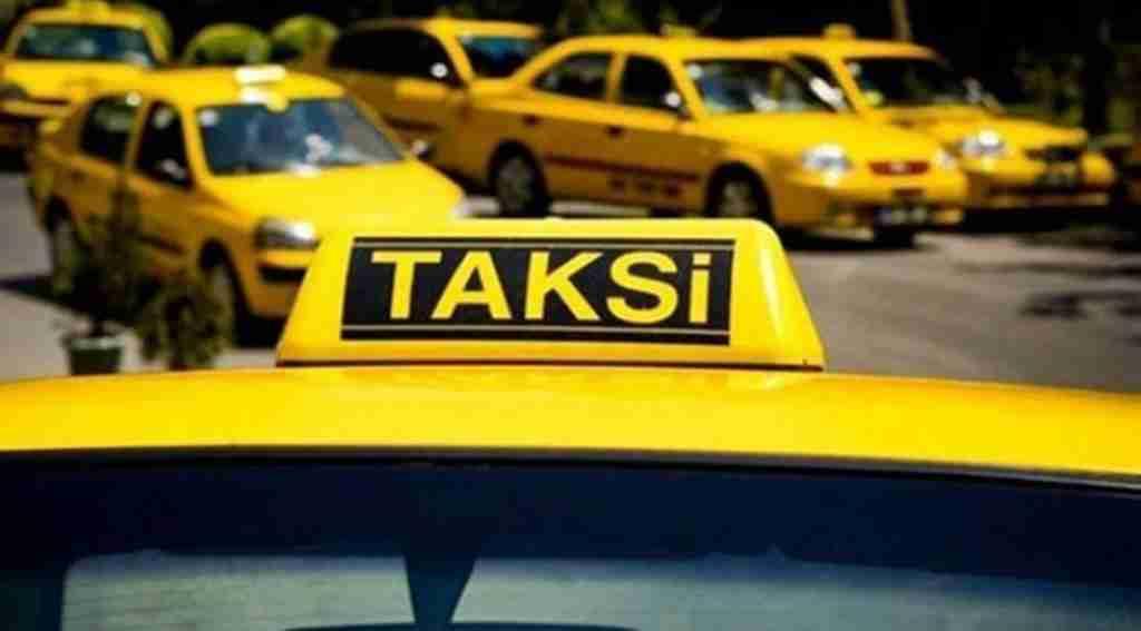Türkiye'de bir ilk! Gittikçe azalan taksimetre...
