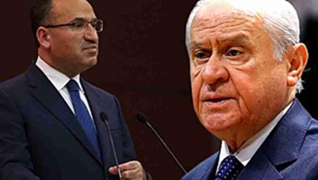 AK Parti'den Bahçeli'nin Bozdağ'a yönelik sözlerine yanıt