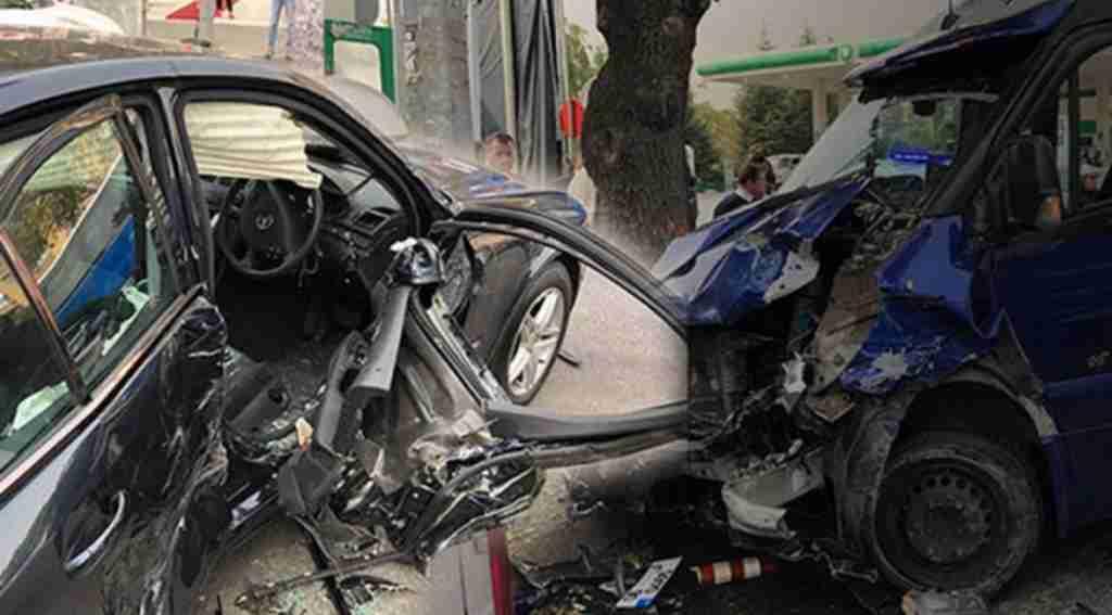 Ankara'da dehşet kaza... Çok sayıda yaralı var