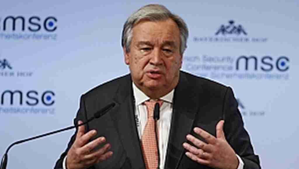 BM'den kritik Kıbrıs açıklaması