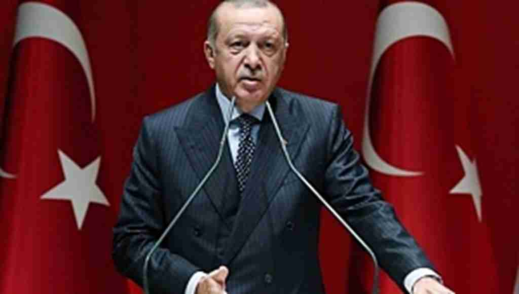 Erdoğan'dan kadınlara çağrı,