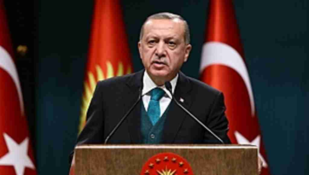Erdoğan, isim vermeden Adnan Oktar'a