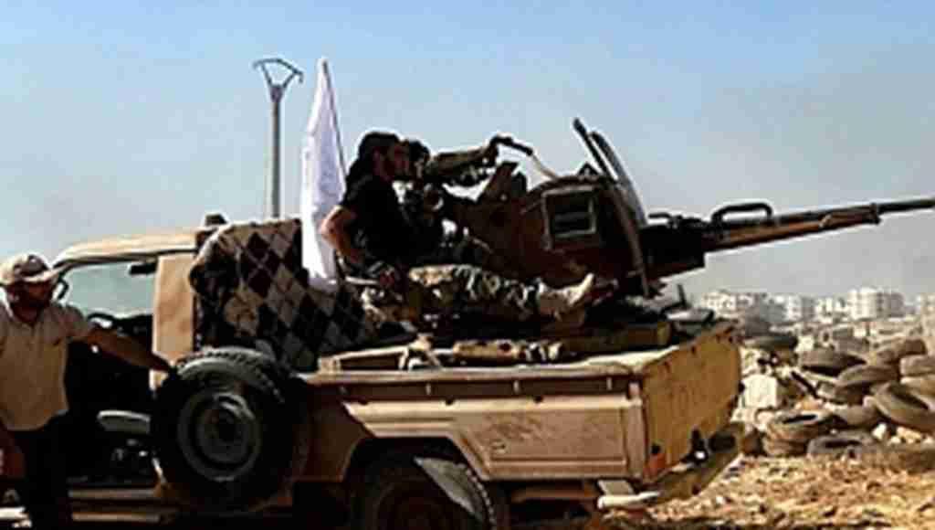 İdlib'te binden fazla militan silahsızlandırılmış bölgeden ayrıldı