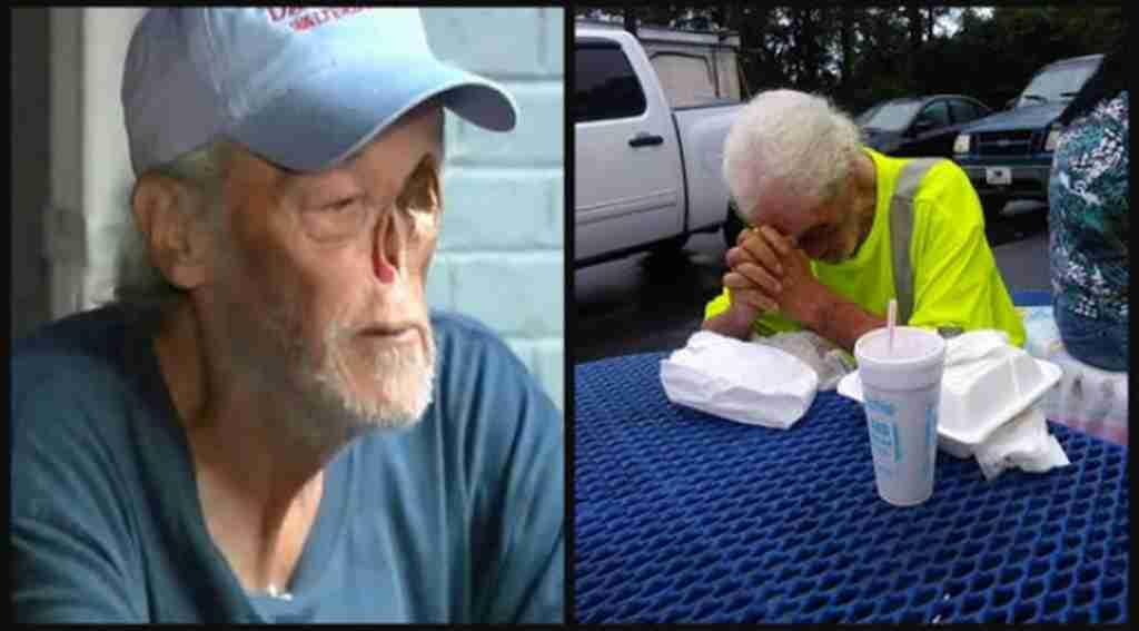 Kanserden burnunu ve gözünü kaybetti! Restorandan kovdular...