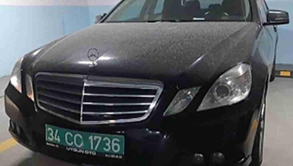 Kaşıkçı cinayetinin sır otomobili terk edilmiş halde bulundu
