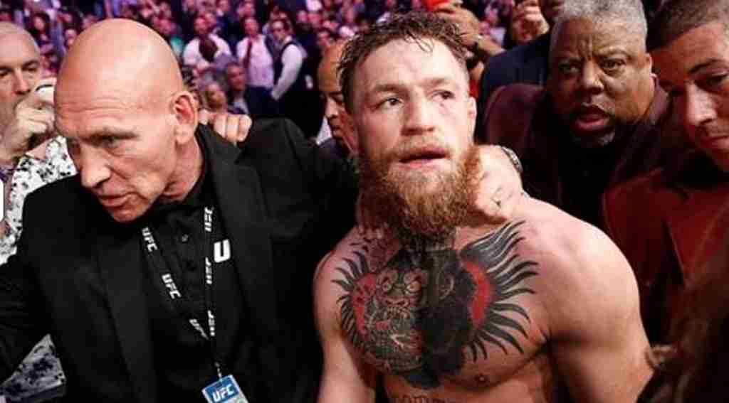 McGregor'a bir şok daha