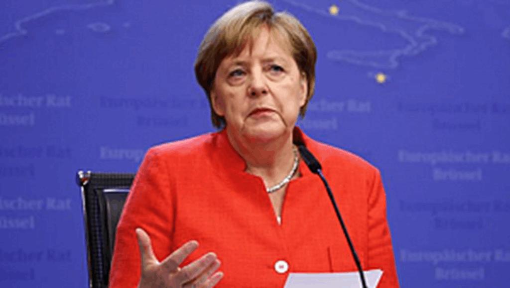 Merkel'den Suudi Arabistan'a yaptırım sinyali
