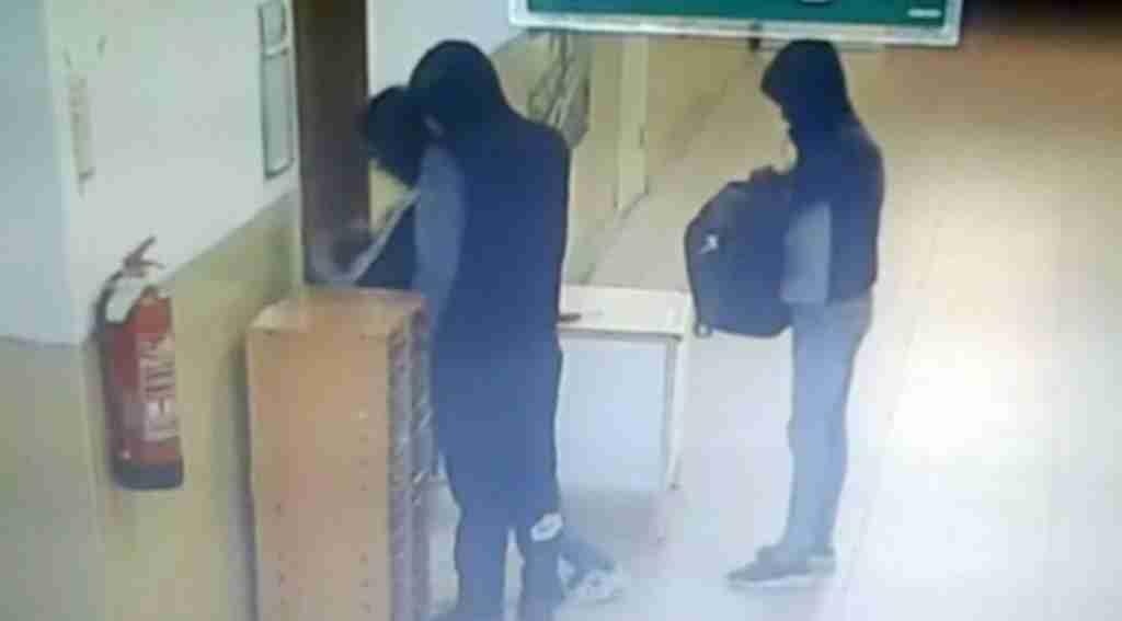 Okullara dadanan hırsızlar yakalandı - Bursa Haberleri