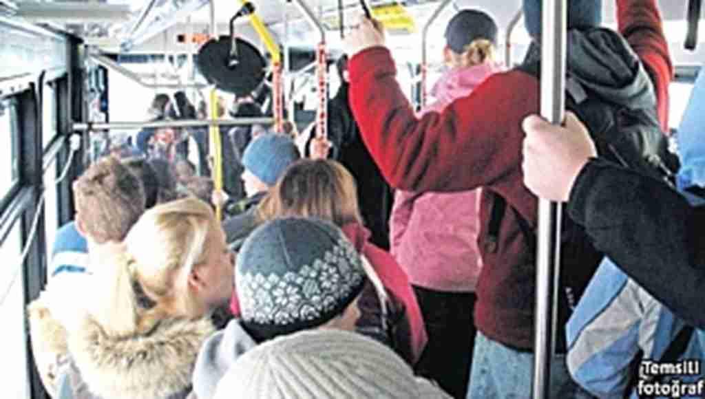 Otobüste taciz olayının ifadeleri ortaya çıktı