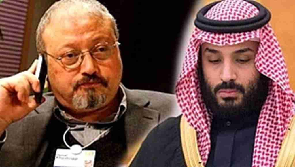 Suudi Veliaht Prens Selman'ın gazeteci Cemal Kaşıkçı'yı hedef aldığı ortaya çıktı!