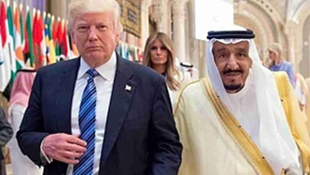 Trump, Dışişleri Bakanı'nı Arabistan'a gönderiyor