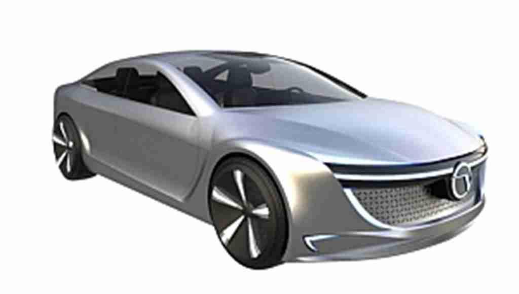 Vestel'in yerli otomobili 'VEO' ortaya çıktı