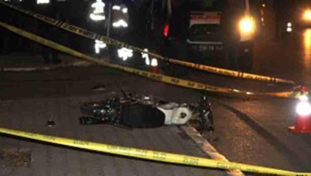 17 yaşındaki gencin motosikletli feci ölümü kan dondurdu!