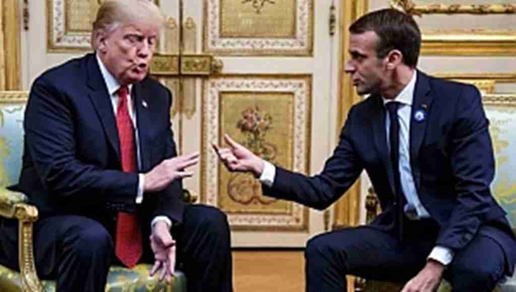 ABD-Fransa gerilimi tırmandı
