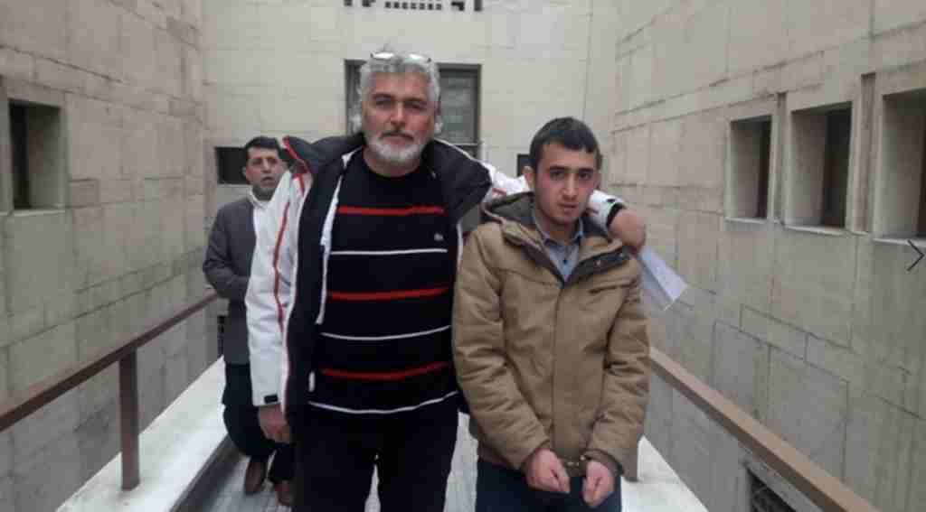 Adliyede mübaşire kafa atan genç tutuklandı - Bursa Haberleri
