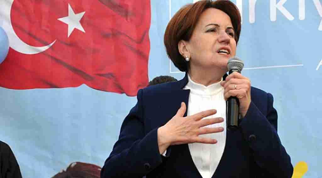 Akşener, belediye başkan adaylarının belirlendiği iddiasını yalanladı