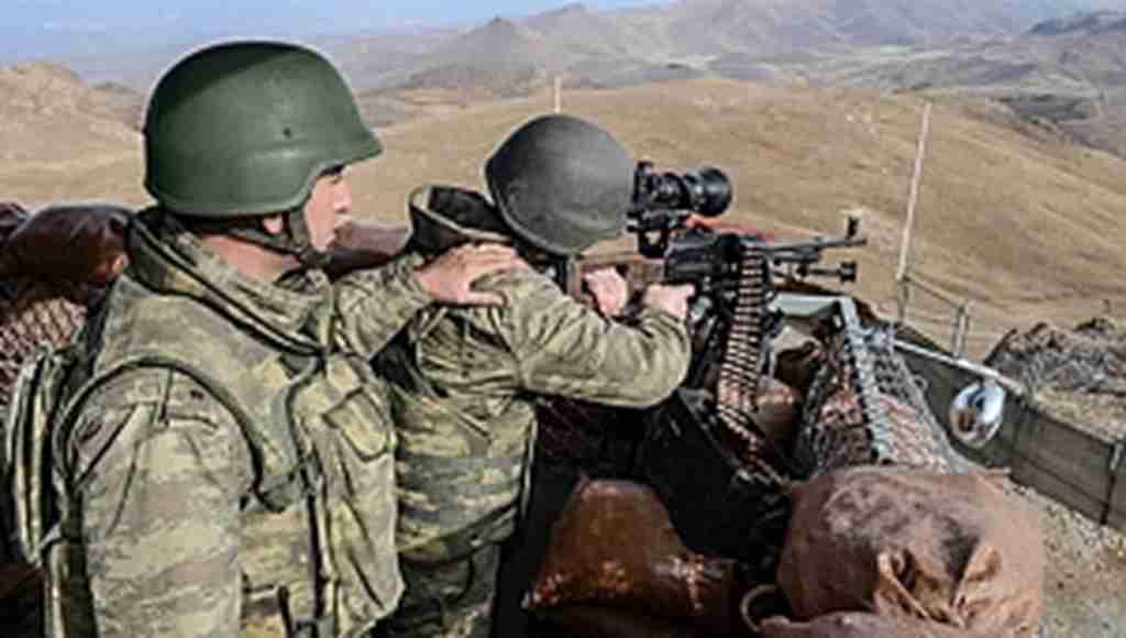 Bakanlık açıkladı! 38 terörist öldürüldü
