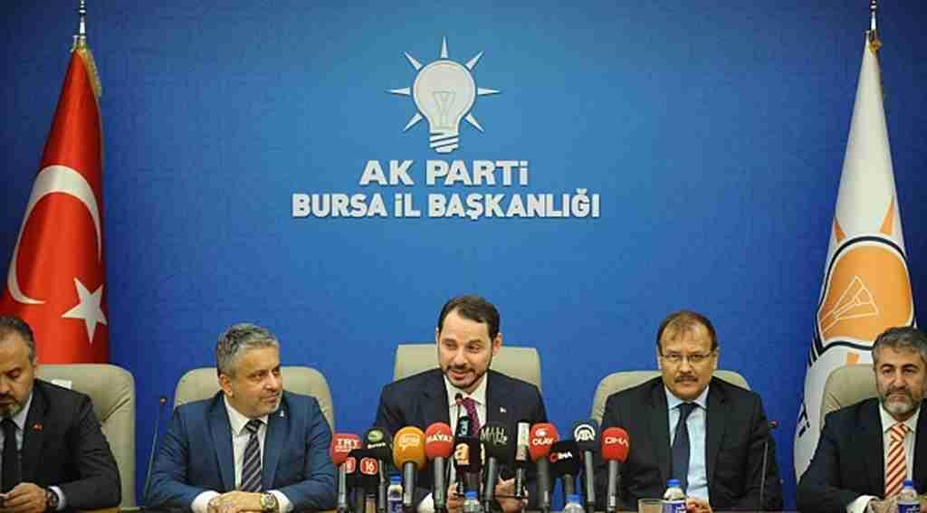 Berat Albayrak: