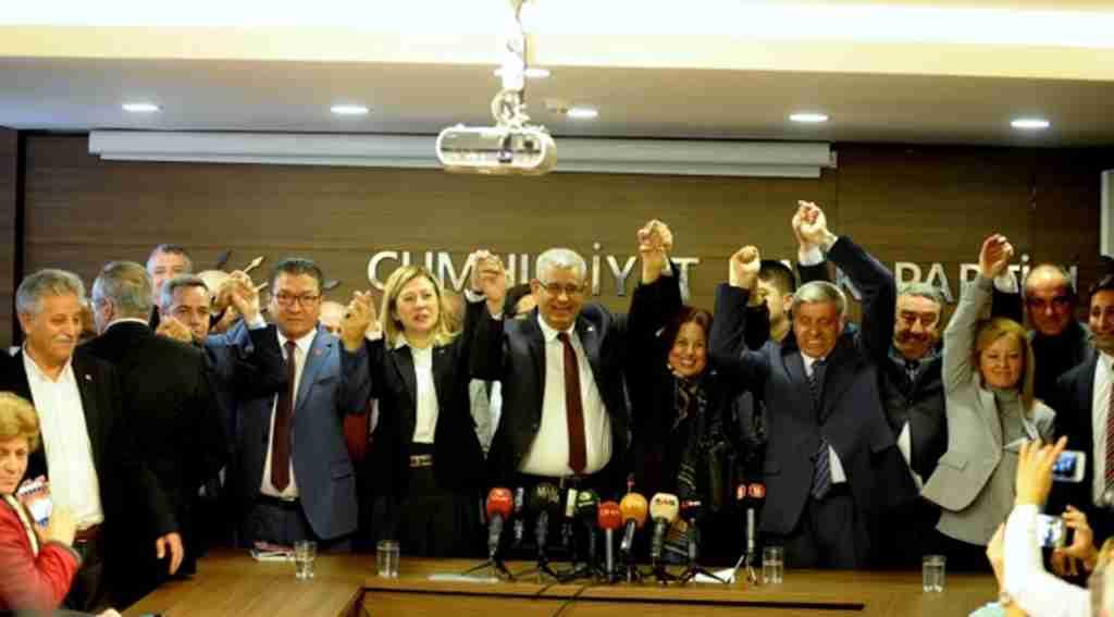 Bursa'da CHP'nin adayları tanıtıldı - Bursa Haberleri