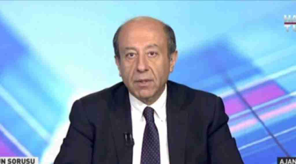 Canlı yayında AK Parti'nin Ankara adayını duyurdu