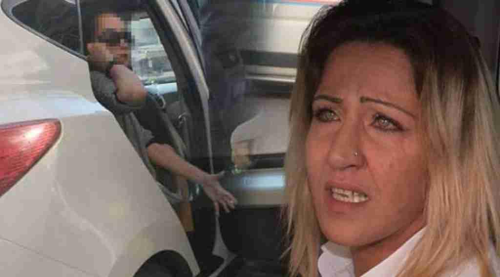 Cipteki kadınlar kadın otobüs şoförünü dövdü